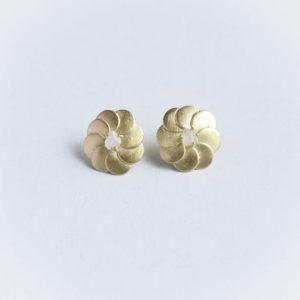 Earrings -bloom-