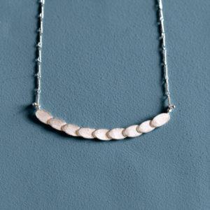 Pattern Necklace 楕円