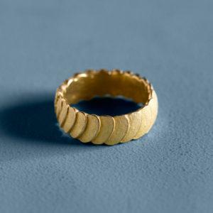 Pattern Ring 楕円