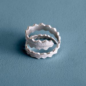 バンクシアの葉 ring