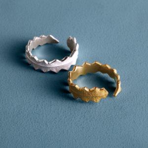 バンクシアの葉 ring S