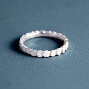 Pattern Ring マル